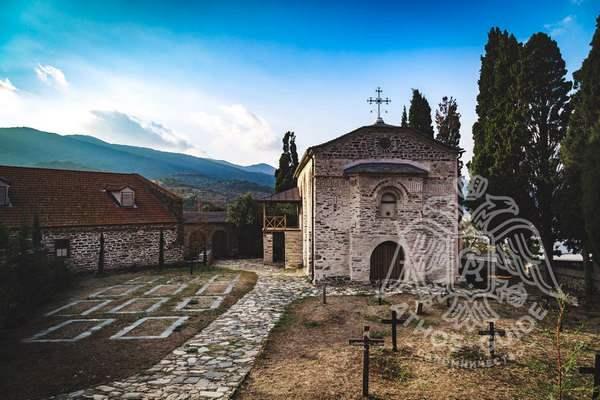 Кладбище на Афоне фото