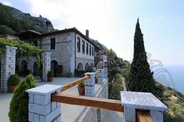 Монастыри Святого Афона
