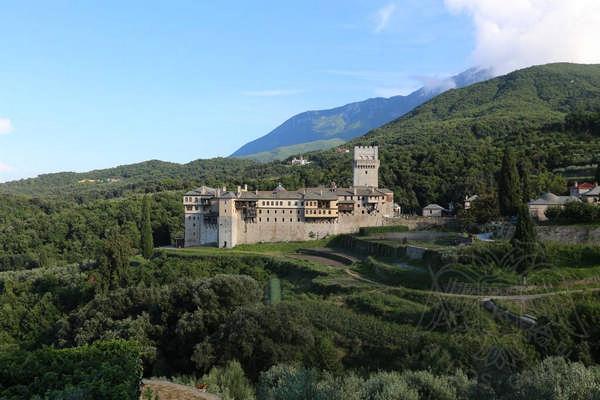 Каракал, монастырь на Афоне