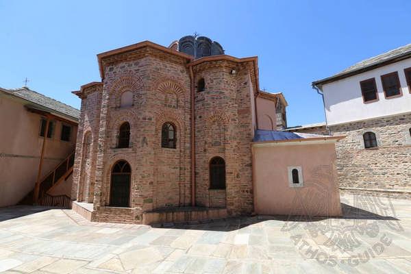 Симонопетра монастырь, Афон