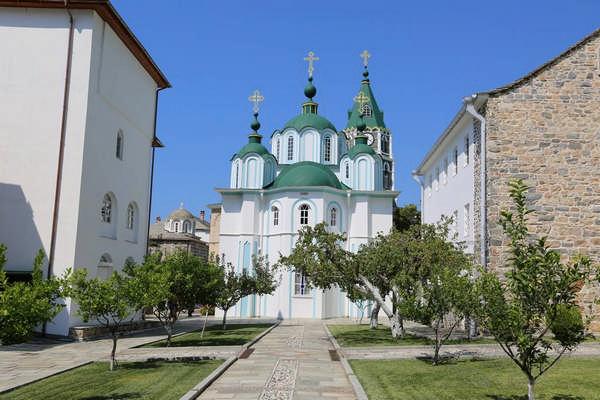 Афон, Святой Пантелеймон, монастырь
