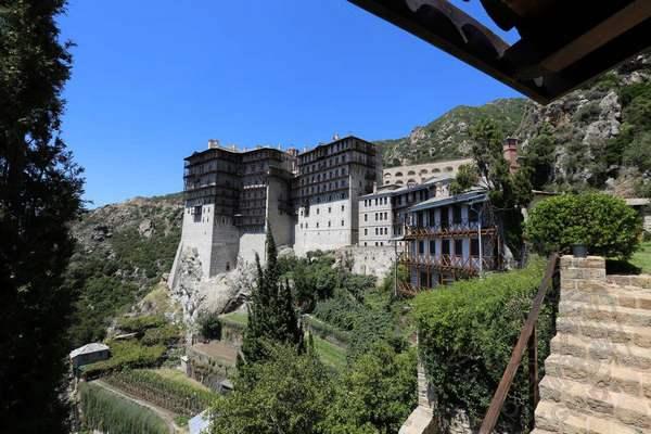Монастырь Симонопетра, фото