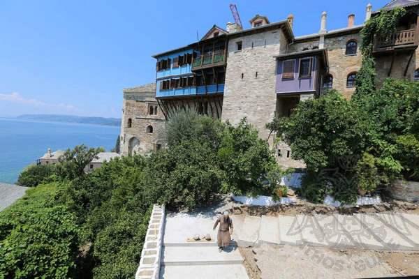Дохиарский монастырь на Афоне