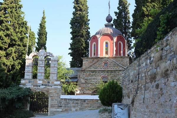Часовня монастыря Дохиар