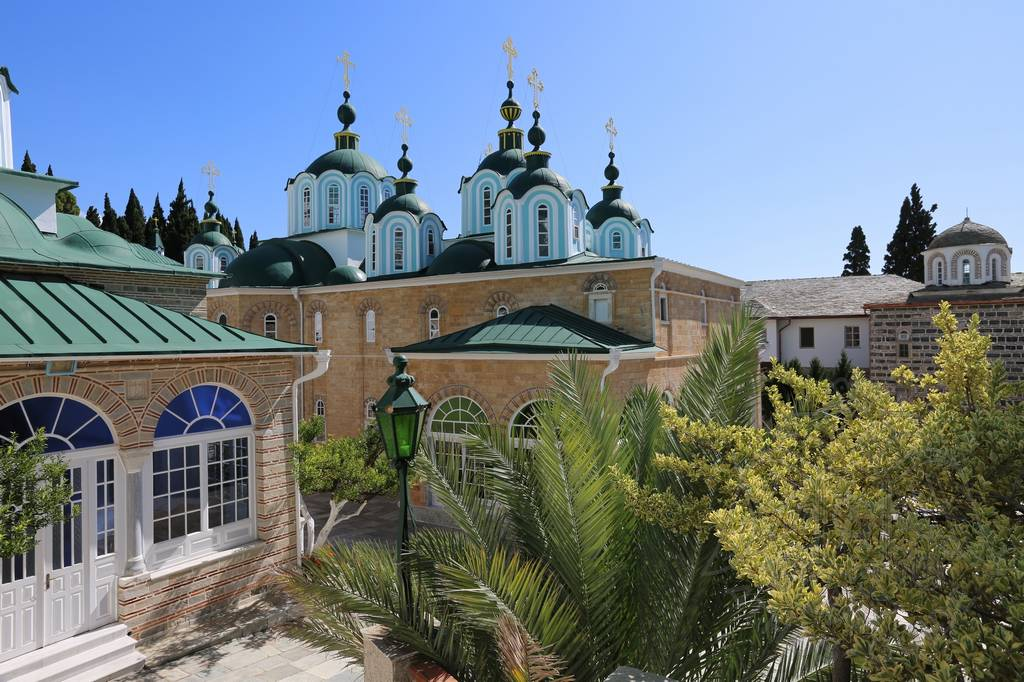 Монастырь Святого Пантелеймона фото