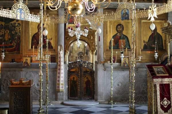 Храм Протата на Афоне
