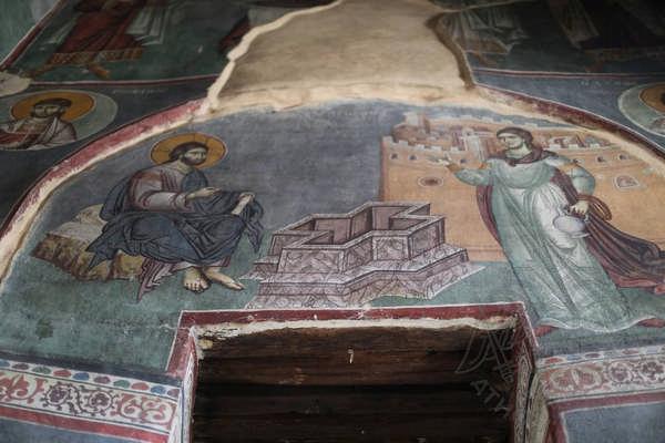 Фрески Протата на Святой Горе