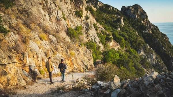 Паломническая поездка на Афон, восхождение