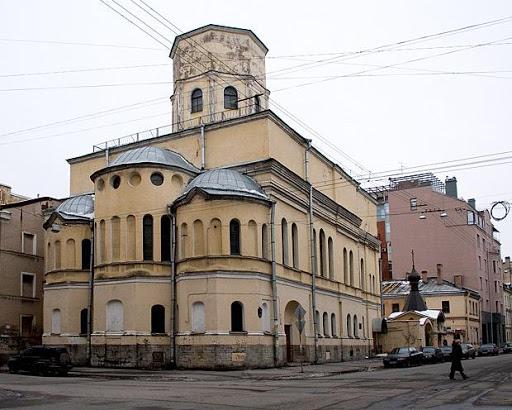 Старо-Афонское Свято-Андреевское подворье