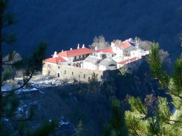 Монастырь Рождества Пресвятой Богородицы Стомиу
