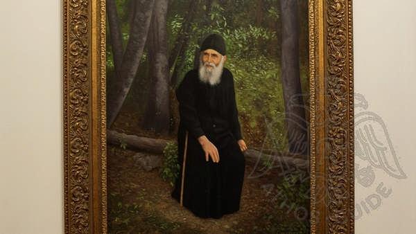 Паисий Святогорец, жизнь на Святой Горе Афон (Ватопед)