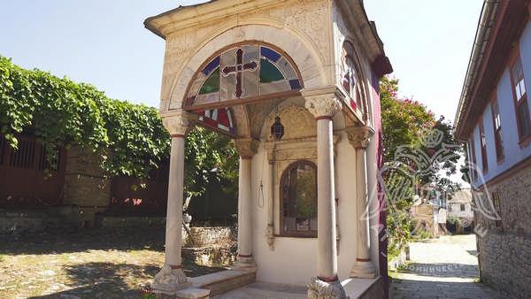 Икона в монастыре Великой Лавры