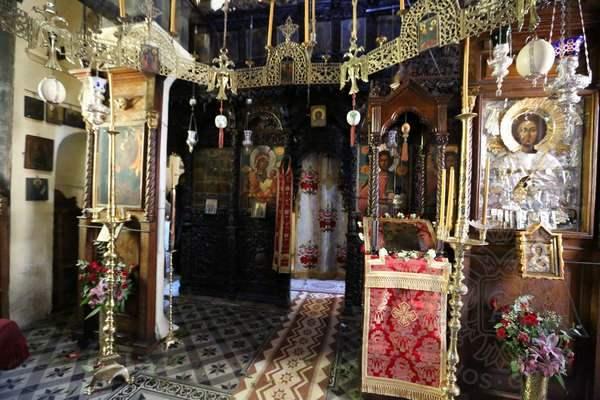 Скит Святой Пантелеймон, Афон