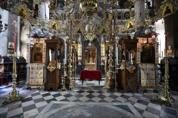 Иконостас монастыря