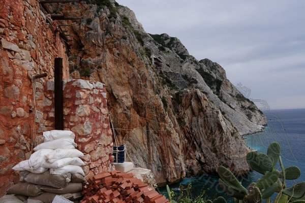 Карулья на Святой Горе Афон