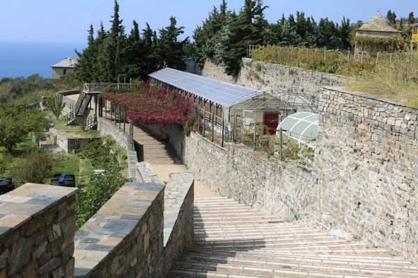 Территория монастырского комплекса